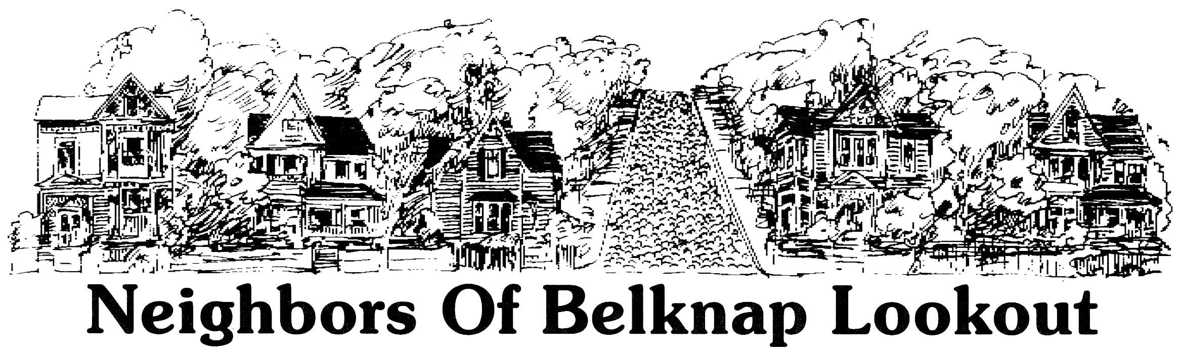 Neighbors of Belknap Lookout - logo and home link